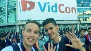 Jirka Král a Gogo na VidCone 2015