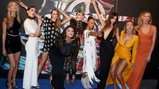 Martha Hunt, Hailee Steinfeld, Cara Delevingne, Selena Gomez, Taylor Swift, Serayah, Lily Aldridge, Gigi Hadid, Karlie Kloss,